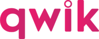 Qwik Logo